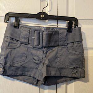 BNWT: Grey Guess Shorts - Size 25